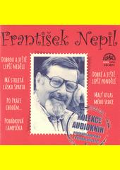 Kolekce audioknih : originální nahrávky z devadesátých let (odkaz v elektronickém katalogu)