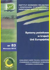 Systemy podatkowe w krajach Unii Europejskiej