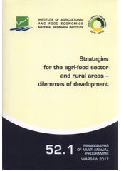 Strategies for the agri-food sector and rural areas - dilemmas of development