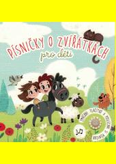 Písničky o zvířátkách pro děti  (odkaz v elektronickém katalogu)