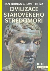 Civilizace starověkého středomoří. II. díl  (odkaz v elektronickém katalogu)