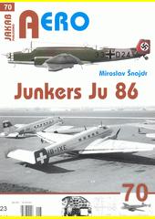 Junkers : Ju 86A-1 a Ju 86D-1  (odkaz v elektronickém katalogu)