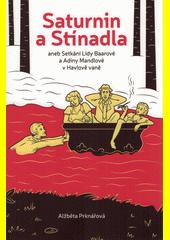 Saturnin a Stínadla, aneb, Setkání Lídy Baarové a Adiny Mandlové v Havlově vaně  (odkaz v elektronickém katalogu)
