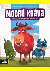 Modrá kráva : párty hra, kde nemůžete věřit vlastním očím (odkaz v elektronickém katalogu)