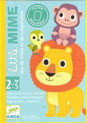 Malá mláďátka = Little mime : jeu de mime et de coopération (odkaz v elektronickém katalogu)