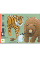 Kdo z koho : přebíjená pro nejmenší se zvířátky = Batanimo : jeu de bataille (odkaz v elektronickém katalogu)
