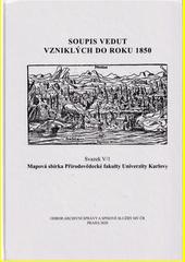 Soupis vedut vzniklých do roku 1850. Svazek V (odkaz v elektronickém katalogu)