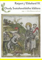 Osudy svatohavelského kláštera  (odkaz v elektronickém katalogu)