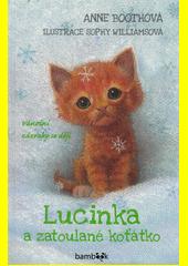 Lucinka a zatoulané koťátko : vánoční zázraky se dějí  (odkaz v elektronickém katalogu)