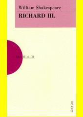Richard III.  (odkaz v elektronickém katalogu)