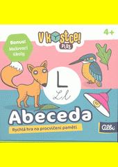 V kostce! plus - Abeceda : rychlá hra na procvičení paměti (odkaz v elektronickém katalogu)