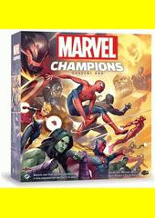 Marvel Champions : karetní hra (odkaz v elektronickém katalogu)