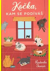 Kočka, kam se podíváš  (odkaz v elektronickém katalogu)