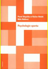 Psychologie sportu  (odkaz v elektronickém katalogu)