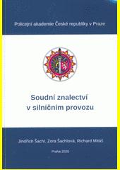 Soudní znalectví v silničním provozu  (odkaz v elektronickém katalogu)