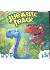 Jurassic snack  (odkaz v elektronickém katalogu)