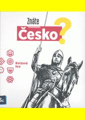 Znáte Česko? : kvízová hra (odkaz v elektronickém katalogu)
