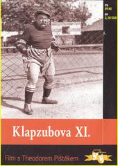 Klapzubova XI.  (odkaz v elektronickém katalogu)