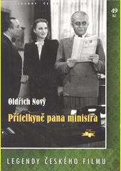Přítelkyně pana ministra  (odkaz v elektronickém katalogu)