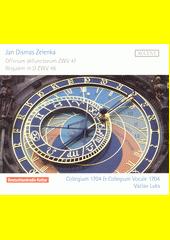 Officium defunctorum, ZWV 47 ; Requiem in D, ZWV 46  (odkaz v elektronickém katalogu)