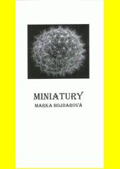 Miniatury  (odkaz v elektronickém katalogu)