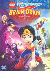 LEGO DC Superhrdinky: Brain Drain (odkaz v elektronickém katalogu)