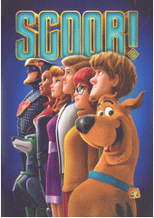 Scoob! (odkaz v elektronickém katalogu)