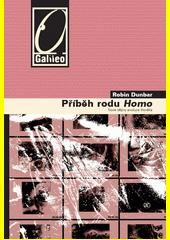 Robin Dunbar. Příběh rodu Homo. nové dějiny evoluce člověka. Praha: Academia, 2009 978-80-200-1715-4 (odkaz v elektronickém katalogu)