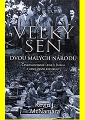 Velký sen dvou malých národů : československé legie v Rusku a vznik první republiky  (odkaz v elektronickém katalogu)
