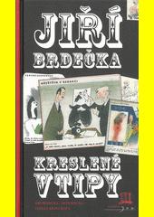 Jiří Brdečka : kreslené vtipy  (odkaz v elektronickém katalogu)