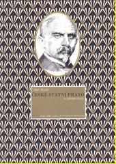 České státní právo a vybrané texty  (odkaz v elektronickém katalogu)