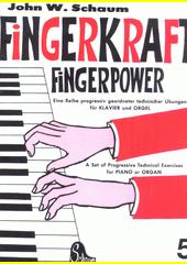 Fingerkraft Heft 5 (odkaz v elektronickém katalogu)