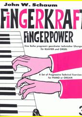 Fingerkraft Heft 3 (odkaz v elektronickém katalogu)