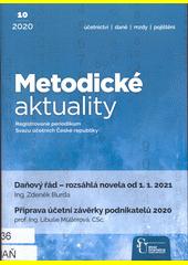 Daňový řád - rozsáhlá novela od 1.1.2021  (odkaz v elektronickém katalogu)