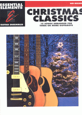 Essential Elements Guitar Ens - Christmas Classics (odkaz v elektronickém katalogu)
