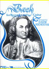 Bach for recorder (odkaz v elektronickém katalogu)