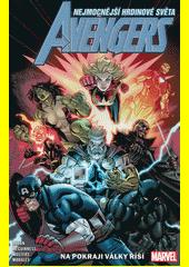 Avengers. Na pokraji války říší  (odkaz v elektronickém katalogu)