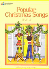 Bastien Piano Basics : popular Christmas Song. Level 4 (odkaz v elektronickém katalogu)