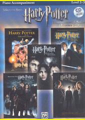 Harry Potter : selections from movies (odkaz v elektronickém katalogu)