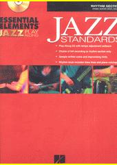 Essential Elements : jazz standards (odkaz v elektronickém katalogu)