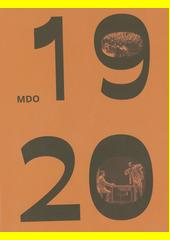 Moravské divadlo Olomouc 1920-2020  (odkaz v elektronickém katalogu)
