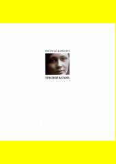 Vítězslava Kaprálová : tematický katalog skladeb a korespondence s nakladateli (VKkat)  (odkaz v elektronickém katalogu)
