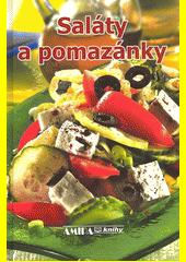 Saláty a pomazánky  (odkaz v elektronickém katalogu)