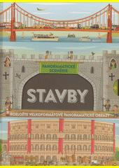 Stavby : panoramatické scenérie : rozložte velkoformátové panoramatické obrazy  (odkaz v elektronickém katalogu)