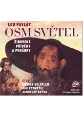 Osm světel : židovské příběhy a pohádky (odkaz v elektronickém katalogu)