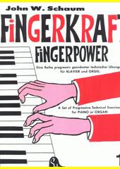 Fingerkraft. Heft 1 (odkaz v elektronickém katalogu)