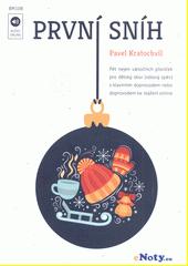 První sníh : dětský sbor (odkaz v elektronickém katalogu)