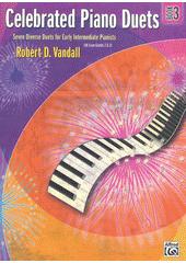 Celebrated Piano Duets. Book 3 (odkaz v elektronickém katalogu)