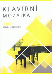 Klavírní mozaika 1 (odkaz v elektronickém katalogu)