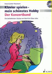 Der Konzertband : die beliebtesten Stücke von Bach bis Elton John (odkaz v elektronickém katalogu)